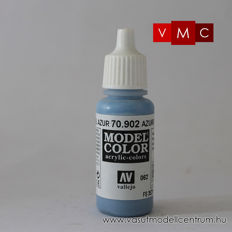 Vallejo 70902 Azure - 17 ml (Model Color) (62)