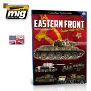 AMIG6007 EASTERN FRONT. RUSSIAN VEHICLES 1935-1945. CAMOUFLAGE GUIDE ( English)