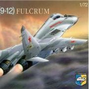 Kondor 7210 MiG-29 (9-12) Soviet prototype fighter  (1:72)