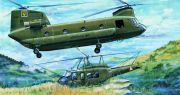 Trumpeter 05104 CH-47A Chinook  (1:35)
