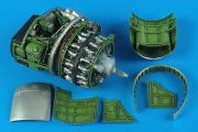 Aires 2167 P-47D Thunderbolt engine set  (1:32)