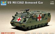 Trumpeter 07239 US M113A2 Armored Car  (1:72)